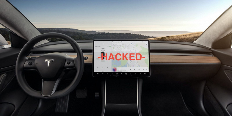 Электромобиль Tesla Model 3 станет целью для хакеров в рамках мероприятия Pwn2Own