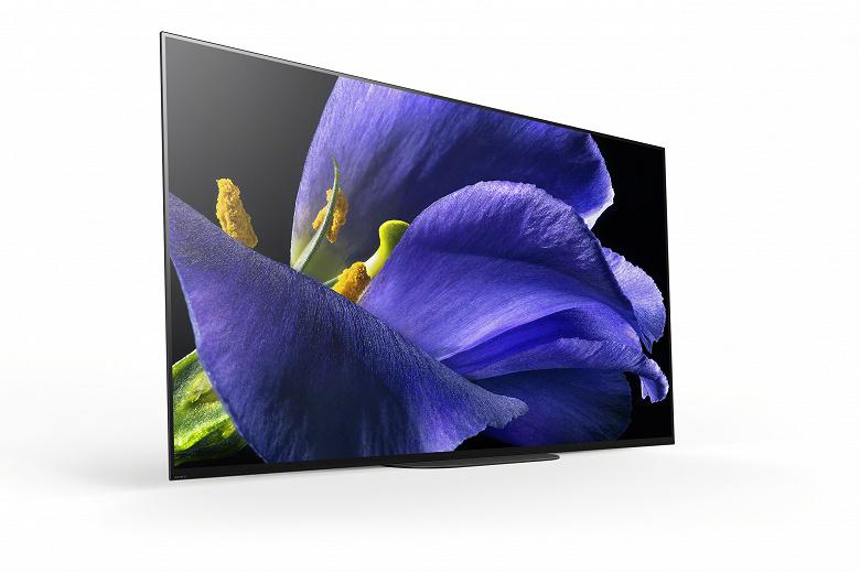 Sony представила новые флагманские телевизоры Bravia OLED AG9 с поддержкой 4К HDR