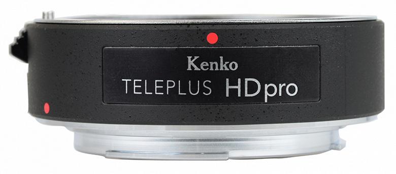 Ассортимент Kenko пополнили телеконверторы Teleplus HD Pro 1.4x и 2x