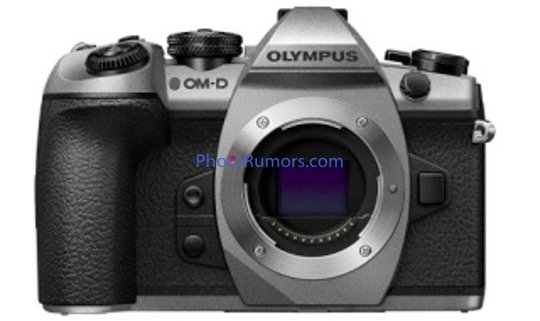 Одновременно с E-M1X компания Olympus представит еще одну камеру системы Micro Four Thirds