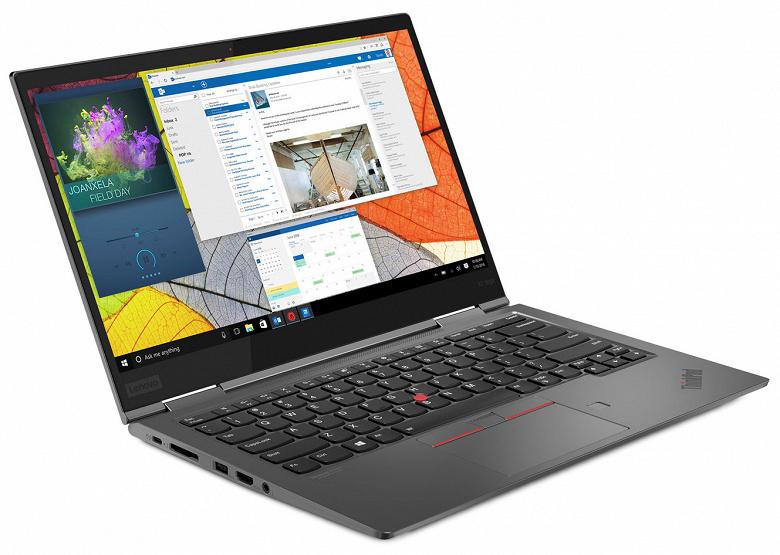 Представлен Lenovo ThinkPad X1 Yoga – первый ThinkPad X1 в алюминиевом корпусе
