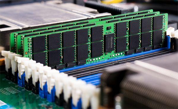 Спрос на серверную память DRAM ослабевает