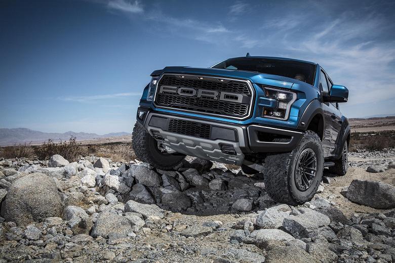 Компания Ford подтвердила планы по созданию полностью электрического пикапа F-Series