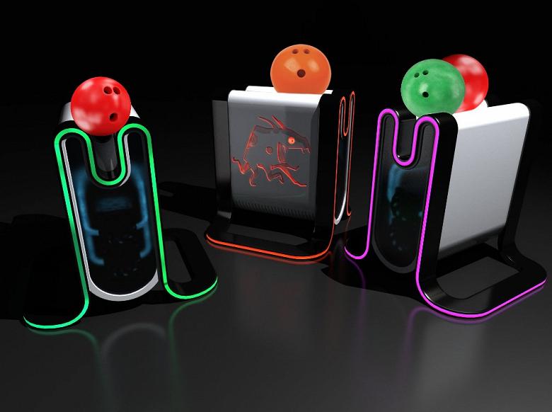 Опубликованы новые концепты игровой консоли Mad Box