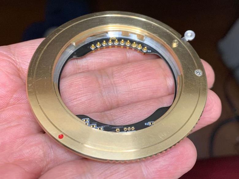 Переходное кольцо Techart обеспечит автоматическую фокусировку ручных объективов Leica M на камерах Nikon Z