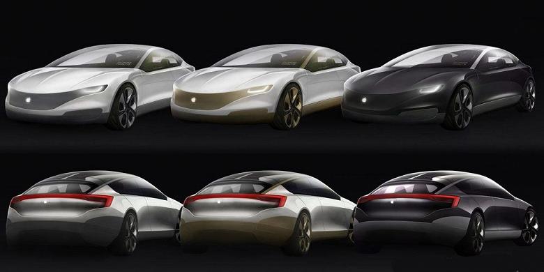Команда разработчиков беспилотного автомобиля Apple уменьшилась на пару сотен человек