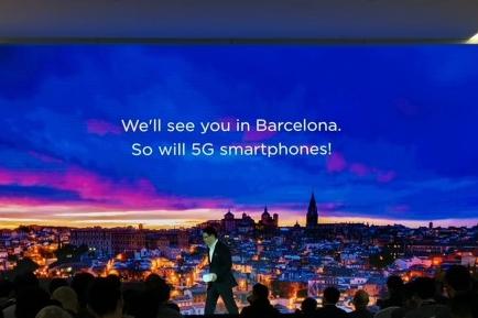 За прошлый год Huawei продала 206 миллионов смартфонов, в конце февраля компания покажет несколько моделей с поддержкой 5G