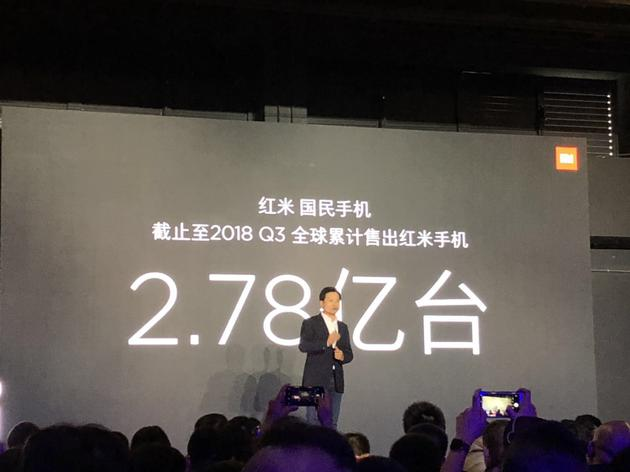 Xiaomi продала 278 миллионов смартфонов Redmi