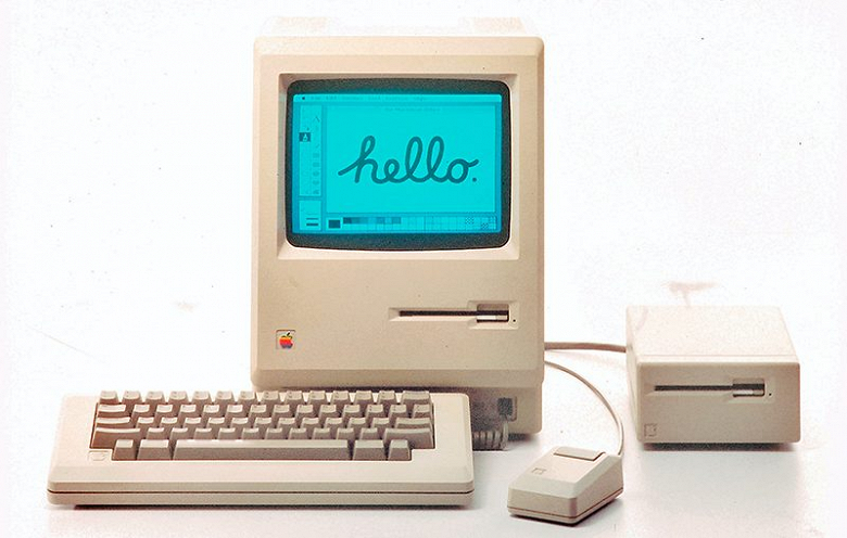 Компьютеру Macintosh исполнилось 35 лет