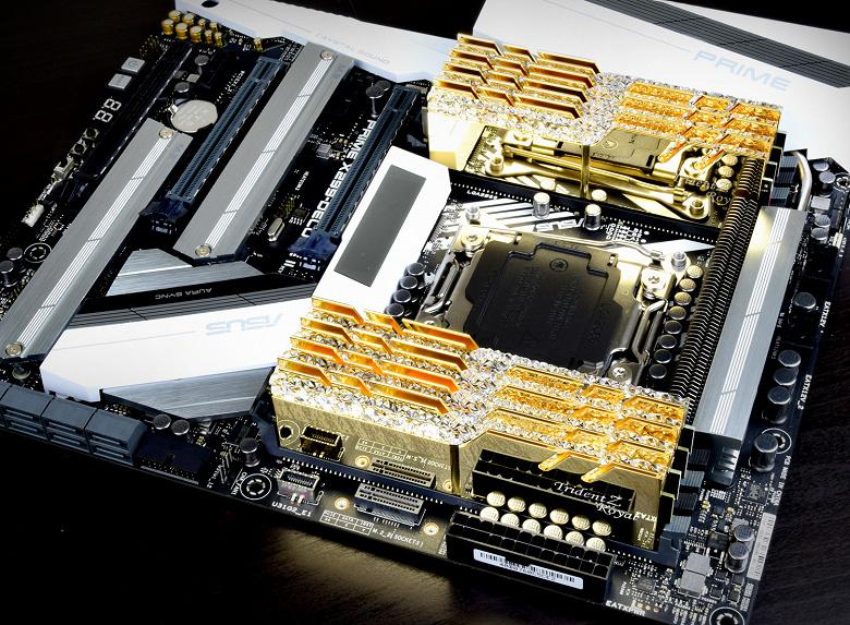 G.Skill анонсирует наборы модулей памяти DDR4-4266 объемом 64 ГБ