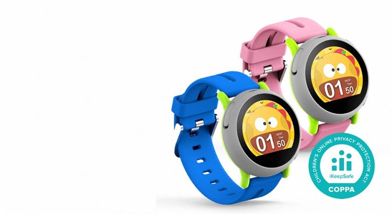 Coolpad Dyno Smartwatch — первые в мире детские часы с поддержкой 4G