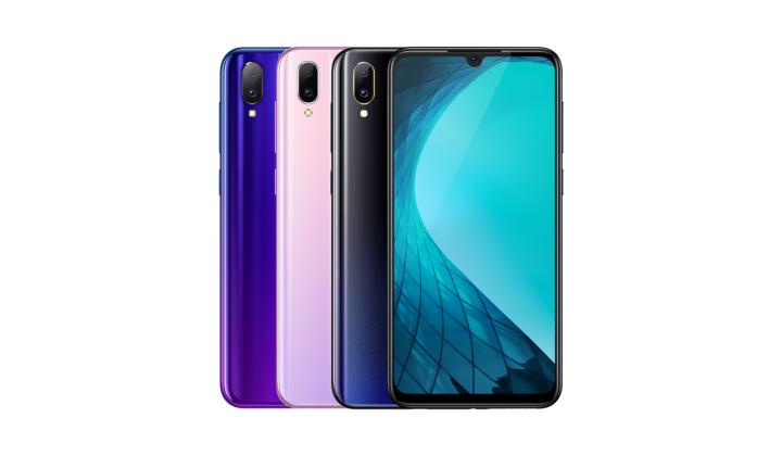Представлен смартфон Vivo Z3i Standard Edition