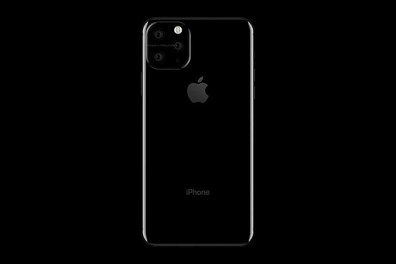 Появились первые данные об iPhone XI, iPhone XI Max и iPhone XR 2019. Первое изображение