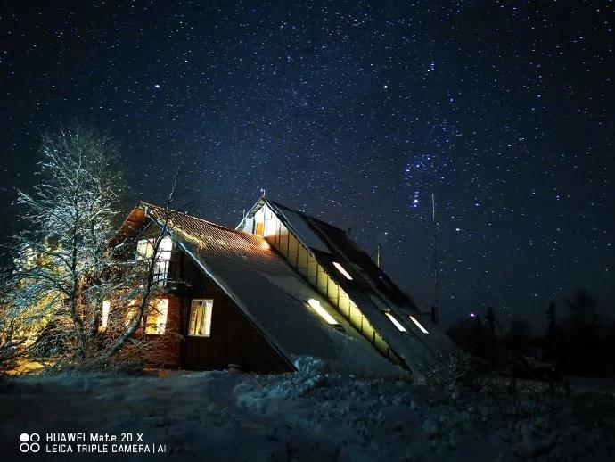 Фото, сделанное зеркальной камерой Nikon, случайно выдали за фото с Huawei Mate 20X