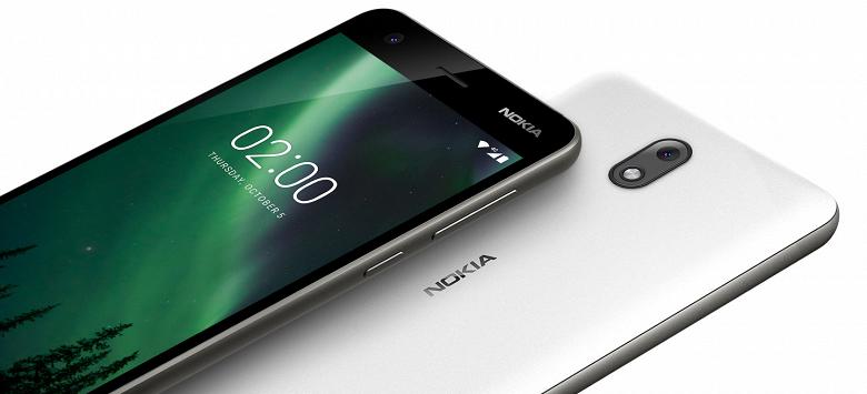 Android 8.0 Oreo для Nokia 2