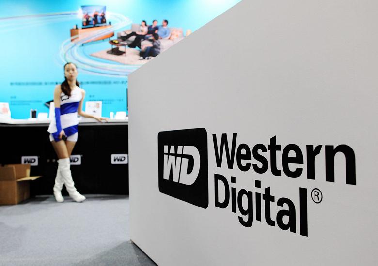 Минувший квартал оказался убыточным для Western Digital