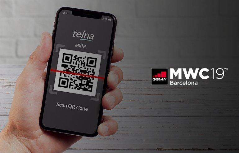Telna выпускает новое решение eSIM — для получения профиля достаточно отсканировать QR-код