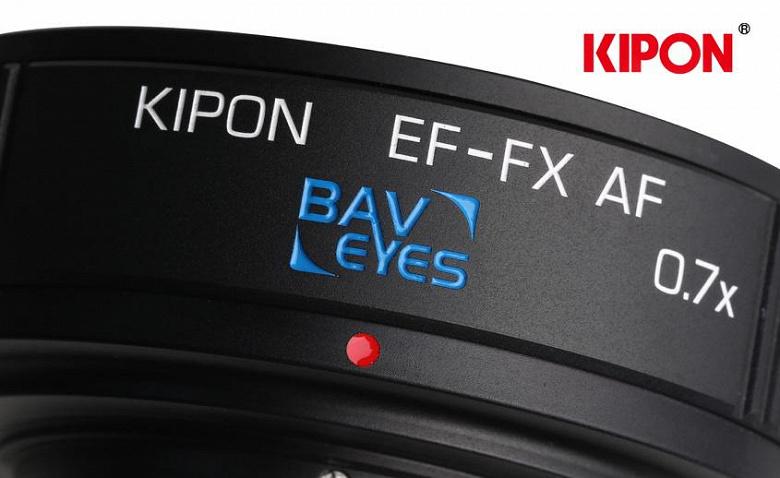 Kipon обновит 26 моделей переходников Baveyes