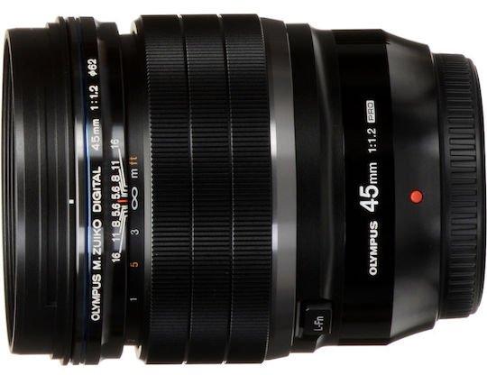 Объектив Olympus M. Zuiko Digital ED 45mm f/1.2 Pro разработан специалистами Sigma
