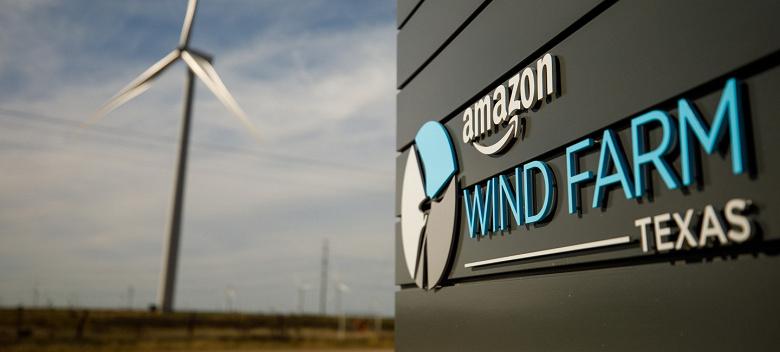 Amazon к 2030 году рассчитывает обеспечить половину всего процесса доставки товаров за счёт «зелёной» энергии