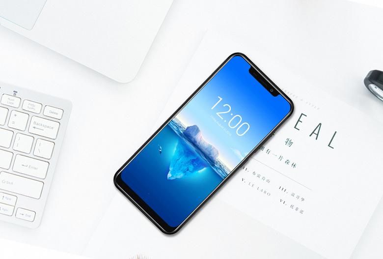 65-долларовый смартфон Oukitel C12 предлагает большой экран, сдвоенную камеру и аккумулятор емкостью 3300 мА•ч