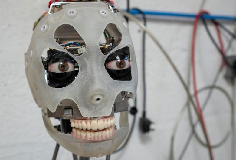 Человекоподобный робот Ai-Da будет художником
