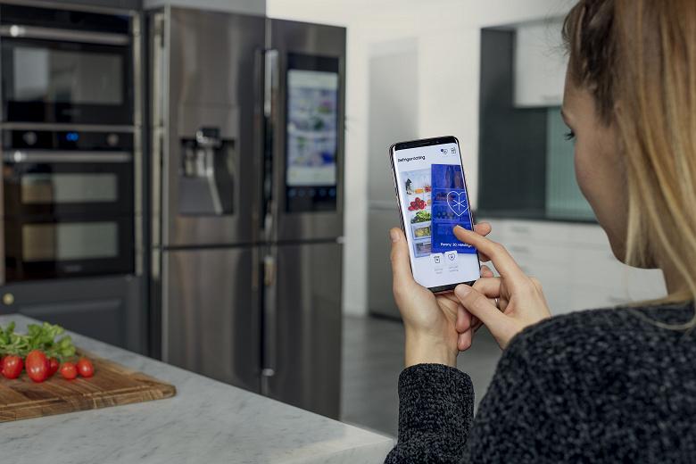 Долой фотшоп! Samsung запустила сервис знакомств через холодильник