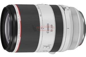 Canon скоро представит пять объективов для беззеркальных камер EOS R