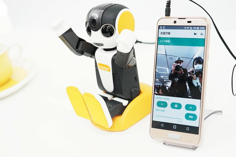 Робот-смартфон Sharp RoBoHoN стал дешевле, заполучил новую платформу, но потерял способность ходить