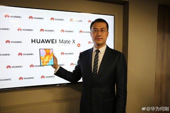 Huawei отвечает на вопросы. Прочность складного смартфона Mate X и поддержка приложений