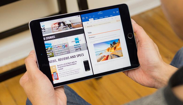 Планшет iPad mini нового поколения будет использовать старый дизайн