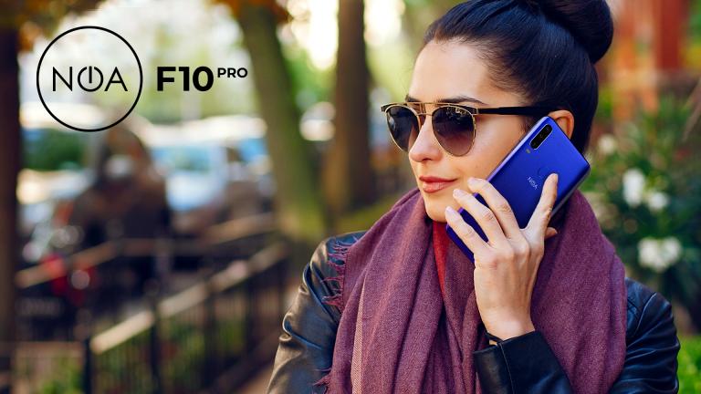 NOA F10 Pro получил 8 ГБ ОЗУ, аккумулятор емкостью 4000 мА•ч, беспроводную зарядку и тройную камеру