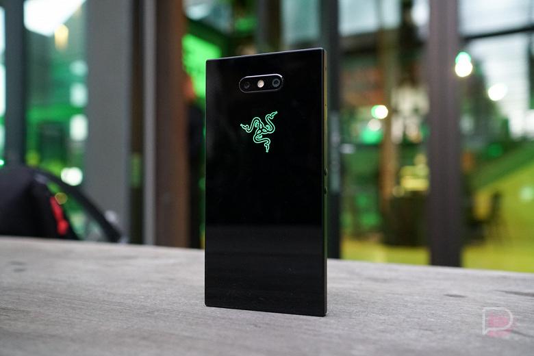 Razer больше не будет выпускать смартфоны
