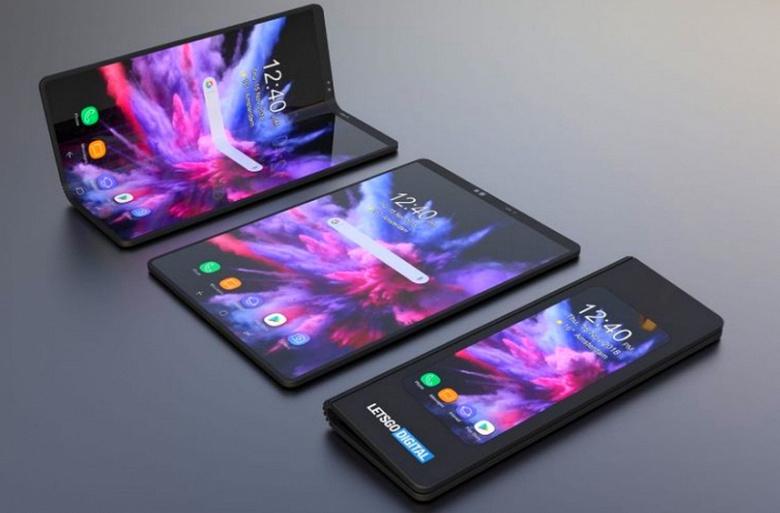 Эван Блэсс рассекретил настоящее название гибкого смартфона Samsung