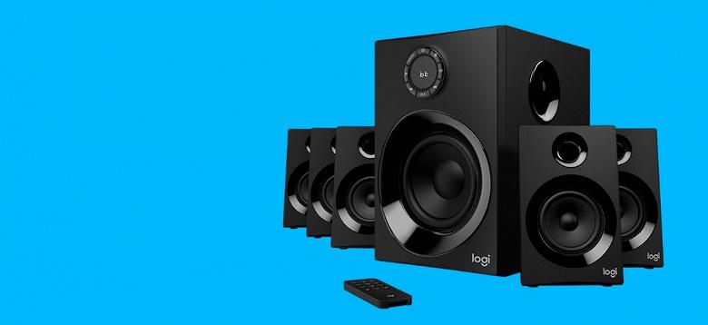 Акустическую систему Logitech Z606 5.1 с подключением посредством Bluetooth оценили в 130 долларов
