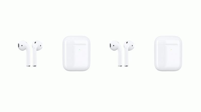 Наушники Apple AirPods 2 могут задержаться до осени, а весной нам покажут лишь чехол с беспроводной зарядкой