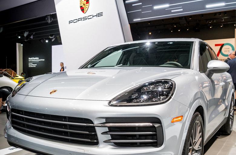 Porsche планирует электрифицировать свой самый продаваемый внедорожник Macan