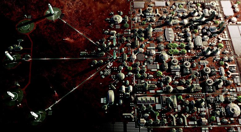 Илон Маск назвал стоимость полёта на Марс
