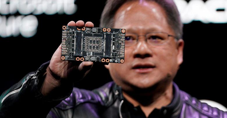 Один из крупнейших акционеров Nvidia избавился от всех ценных бумаг компании