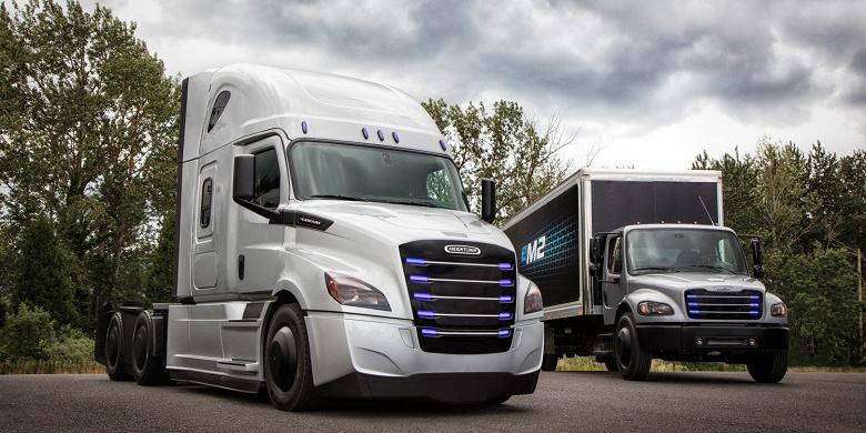Евросоюз впервые озаботился уровнем выбросов углекислого газа у грузовых автомобилей