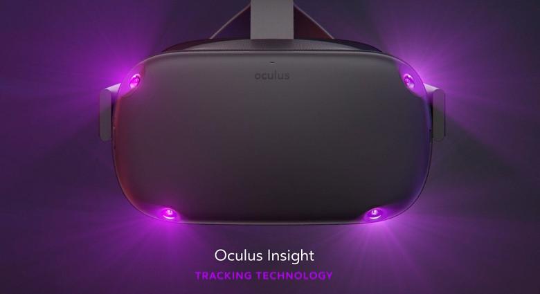 VR-гарнитуре Oculus Rift S не нужны базовые станции