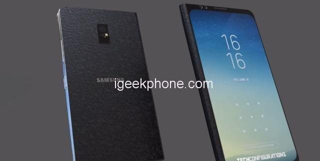2250 долларов. Следующий после Samsung Galaxy Fold флагман компании будет стоить еще больше