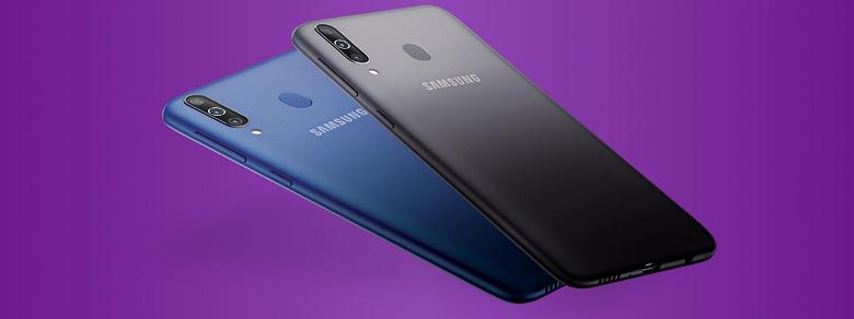 Новый подход Samsung: смартфон Galaxy M30 за 250 долларов получил 6 ГБ ОЗУ, 128 ГБ флэш-памяти и огромный аккумулятор