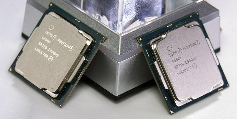 Intel лишит графических ядер ещё и процессоры Pentium