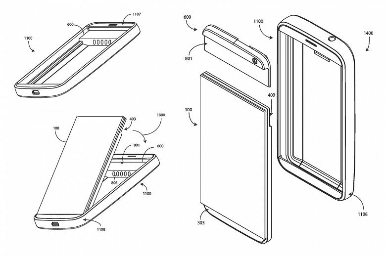 Google воскрешает проект модульного смартфона