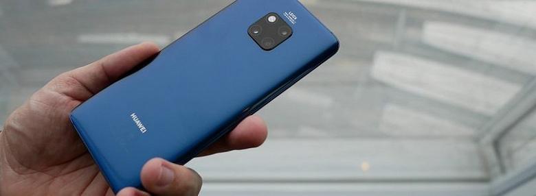 У флагманских камерофонов Huawei Mate 20 Pro и Mate 20 X снова улучшили камеру