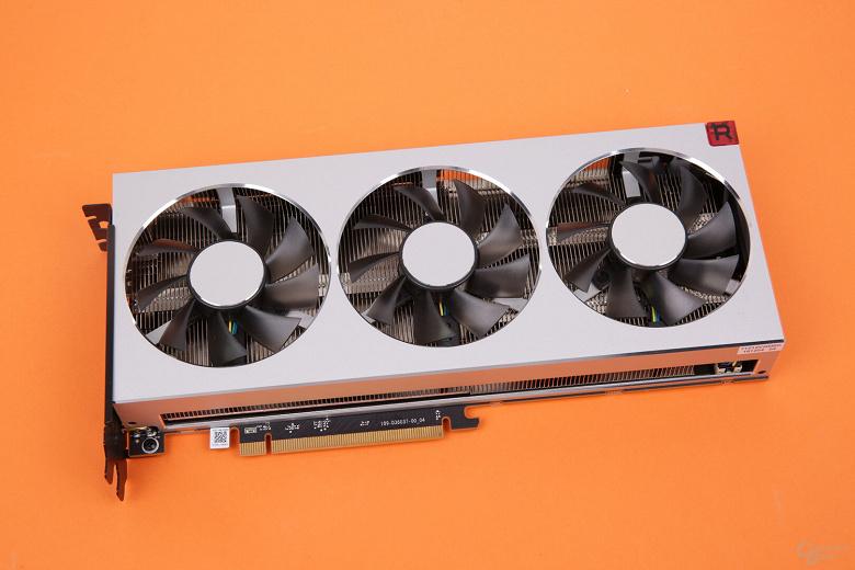 Теперь официально: видеокарта Radeon VII всё же медленнее, чем GeForce RTX 2080