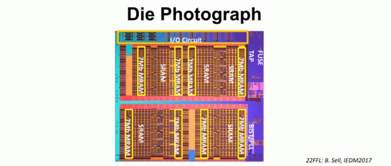 Intel готова начать массовое производство памяти MRAM