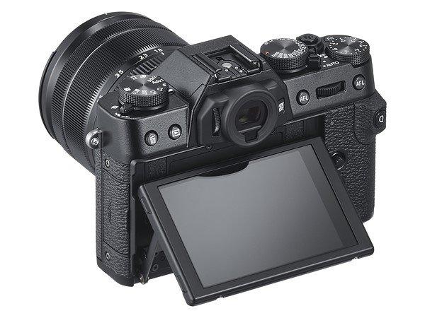 Представлена беззеркальная камера Fujifilm X-T30