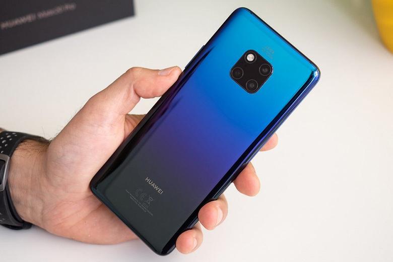 Новая прошивка EMUI позволяет смартфонам Huawei различать нескольких пользователей по лицам